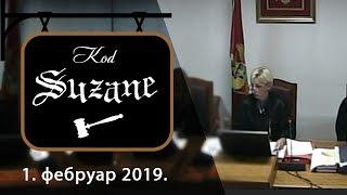 ИН4С: Код Сузане 1. фебруар 2019.