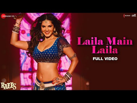 Mix - Laila Main Laila - Full Video | Raees | Shah Rukh Khan | Sunny Leone | Pawni Pandey | Ram Sampath