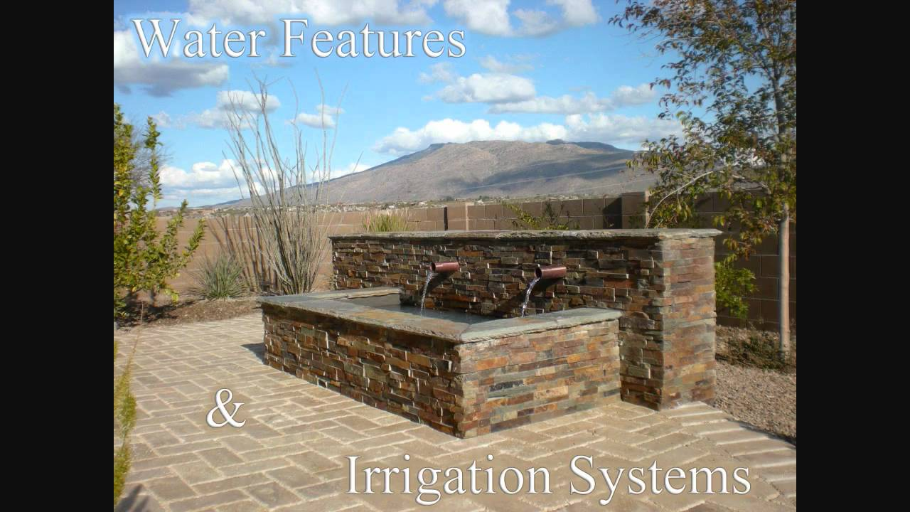 tucson landscape services provided by sky valley landscape tucson