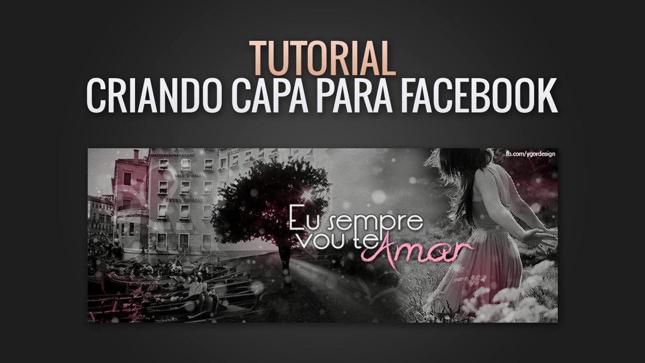 Como Fazer Capa para Facebook | Modelos de Capa — Canva