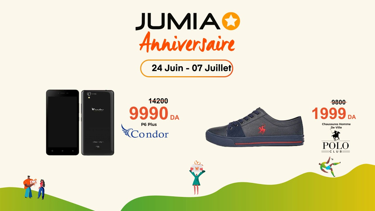 Jumia Anniversaire 2019 Aperçu Des Offres