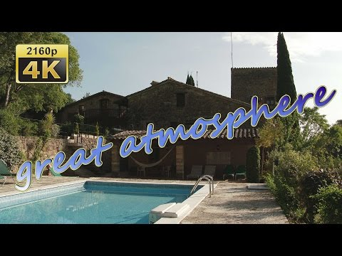 Hotel La Sala de Camós, Banyoles, Catalonia - Spain 4K Travel Channel
