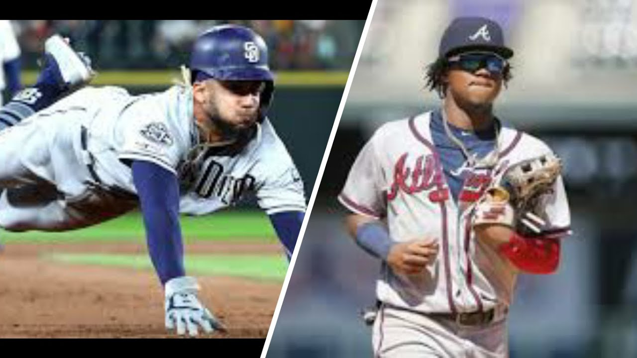 FERNANDO TATIS Vs RONALD ACUÑA JR