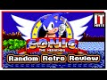 Random Retro Review | Sonic The Hedgehog video