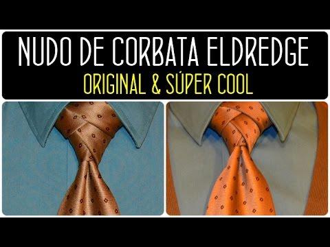 Eldredge c mo hacer el nudo de corbata eldredge how to for Nudos de corbata modernos