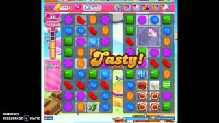 Candy Crush Level 1078 help w/audio tips, hints, tricks