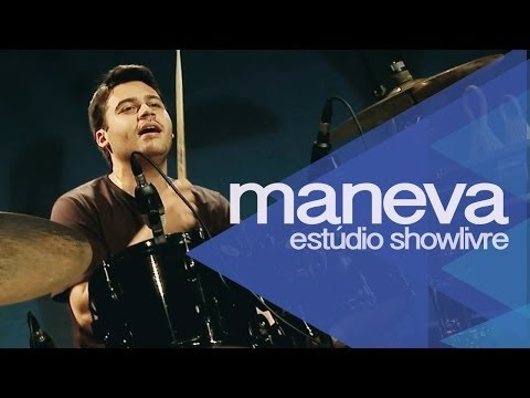 """Pisando Descalço"" - Maneva No Estúdio Showlivre 2014"