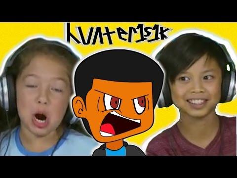 KIDS REACT TO HUNTER1S1K