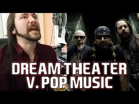 DREAM THEATER DOES POP MUSIC BETTER | Mike The Music Snob