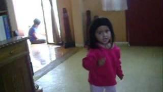 Eymi baila 'Te vas' al ritmo de 'Americo y La Nueva Alegria'