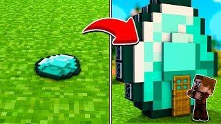 FAKİR KÜÇÜLÜP ELMASIN İÇİNE GİRİYOR! 😱 - Minecraft