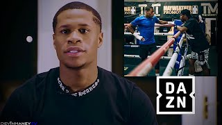 Devin Haney CALLS OUT Gervonta Davis, Floyd Mayweather GREEN LIGHT the Fight Next if Tank wants it