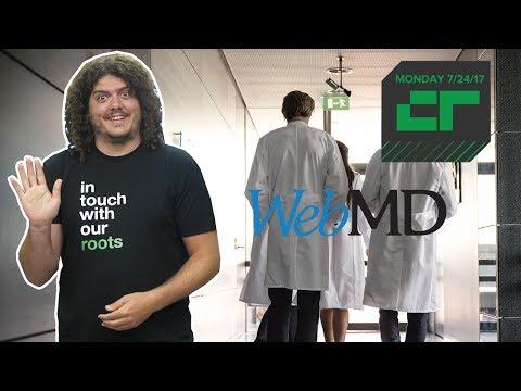 KKR Buys WebMD for $2.8 Billion | Crunch Report