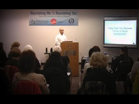 Qi of Life Conference Ottawa-Nov 2014- part 1