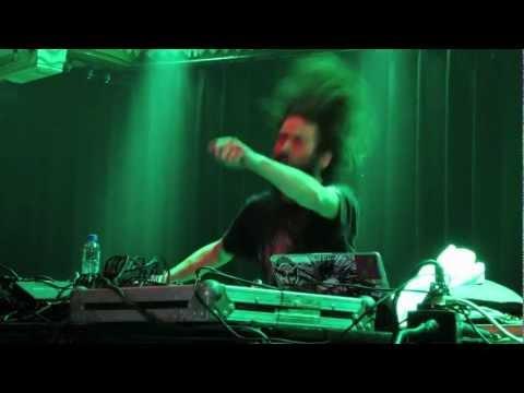 The Gaslamp Killer - Live @ Paradiso 5 Days Off 2012