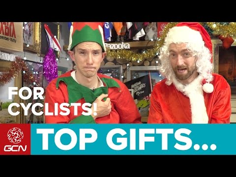The Best Christmas Gifts For Cyclists!