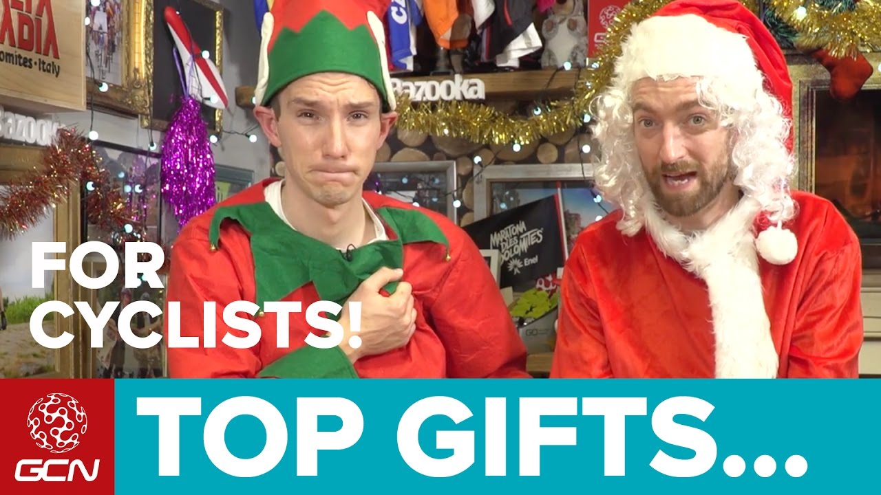 The Best Christmas Gifts For Cyclists! - YouTube