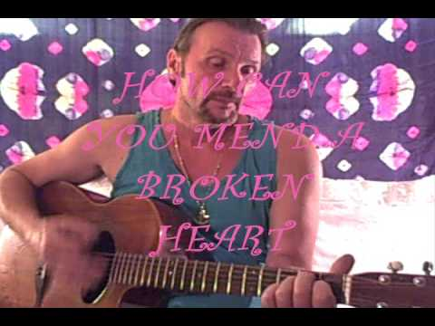 How Can You Mend A Broken Heart (learn to play) - Bee Gees ...