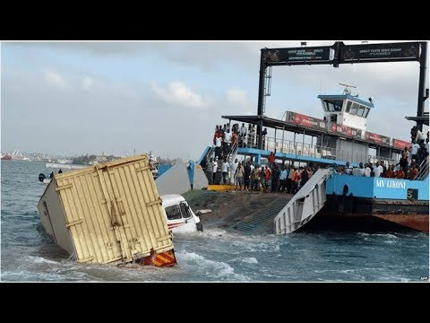 BREAKING NEWS: Another car plunges into Indian Ocean, occupants yet to be known
