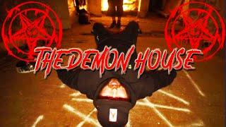 HUNTING DEMONS AT ALEISTER CROWLEYS HAUNTED SATANIC RITUAL DEMON HOUSE