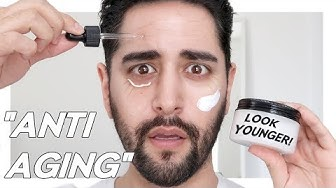 "No Bullsh*t ""Anti-Ageing"" Products & Ingredients  ✖  James Welsh"