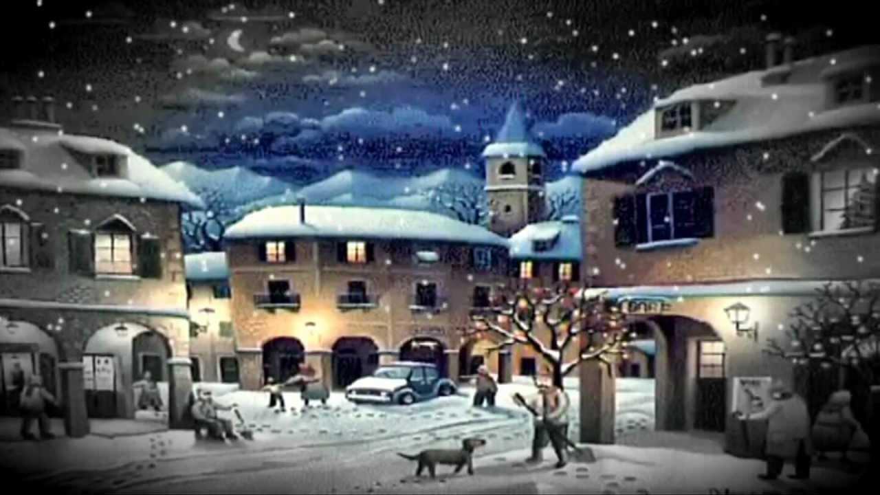 Auguri con Cartoline di Natale  YouTube