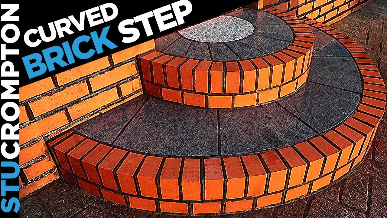 Bricklaying Brick Step Design You