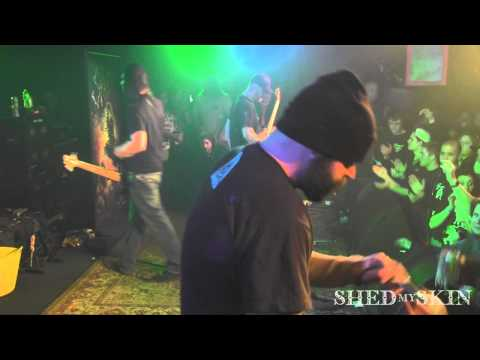 Skinless - Live Reunion Set from New York, January 2014