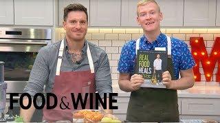 Picnic-Ready Veggie Dips   Mad Genius Live   Food & Wine