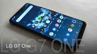 LG G7 One blogger review