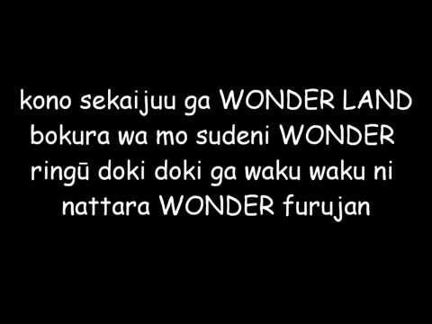 Fairy Tail Opening 2 (Lyrics)