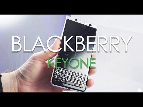 BlackBerry KEYone first look - MWC 2017