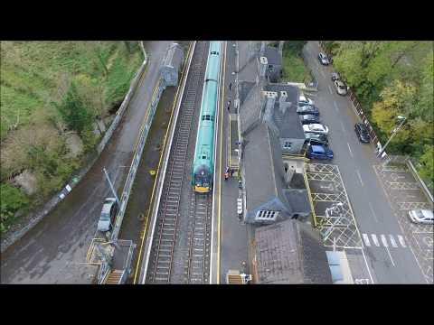 Ballinasloe Railway Station