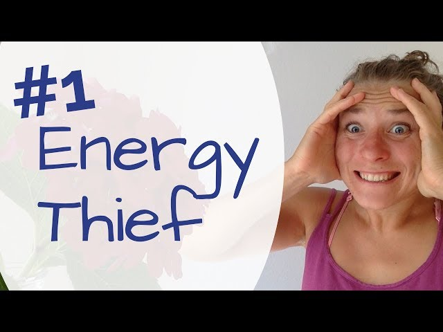 The #1 MISTAKE you make every day that STEALS YOUR ENERGY and health