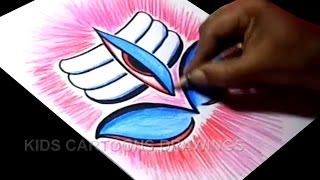 How to Draw LORD Om Namah SHIVA Step by Step Detailed Drawing