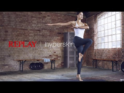 Replay Hyperskin: A new Dimension in Denim Experience, Jeans You Can Workout In