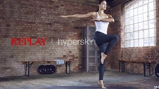 Replay Hyperskin: A new Dimension in Denim Experience