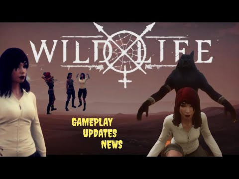 WILD LIFE - Adult RPG Game / Info And How To Find.