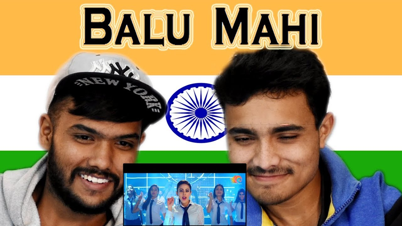 foto de Indian react on Balu Mahi Song Balu Mahi 2017 Swaggy D
