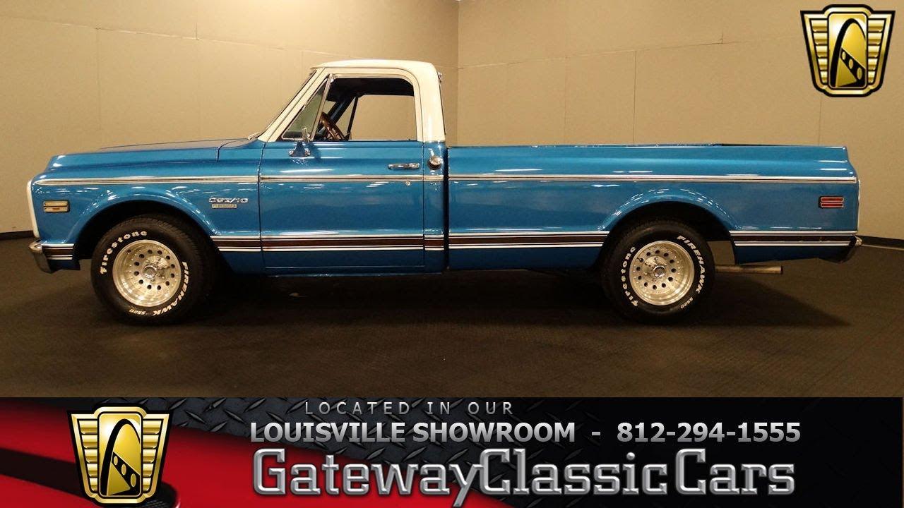 1970 Chevrolet C10 Pickup - Louisville Showroom