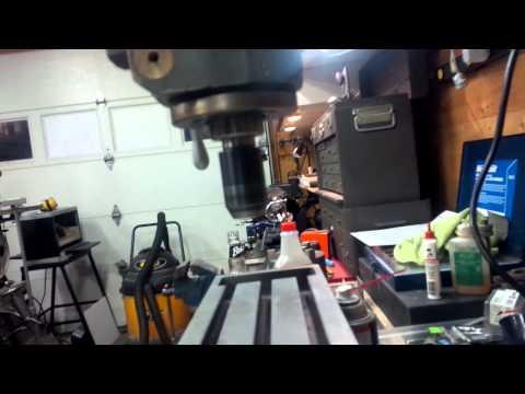 Benchtop Milling Machine BusyBee B240