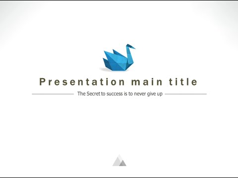Modern animated powerpoint template youtube modern animated powerpoint template toneelgroepblik Images