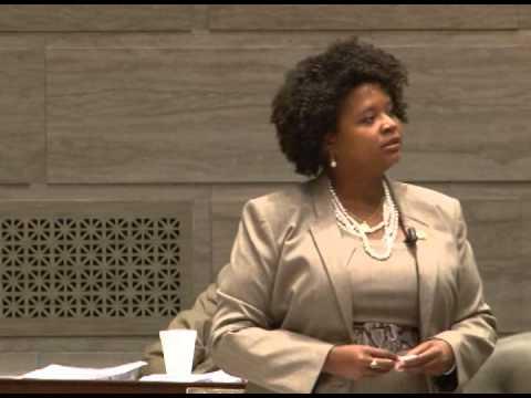 Senator Maria Chapelle-Nadal #Ferguson