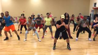 Nicki Minaj ft Drake Lil Wayne Chris Brown Only (Cardio Dance Choreography)