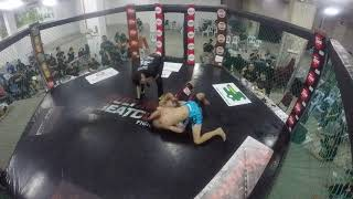 Ultimate Beatdown 30   Amatuer mma Nicholas Andrew Ng VS Muhd Adam