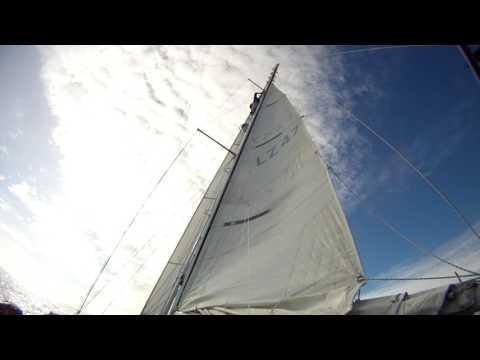 GOING UP MAST Kwela Soul Sail