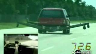 Ford explorer tire tread separation