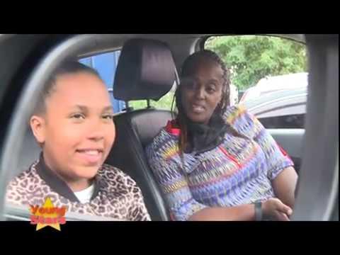 KTN YOUNGSTARS: GAKENIA MEETS AN AMAZING DRIVER!