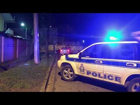 1 dead after shooting in River Estate, Diego Martin. Trinidad