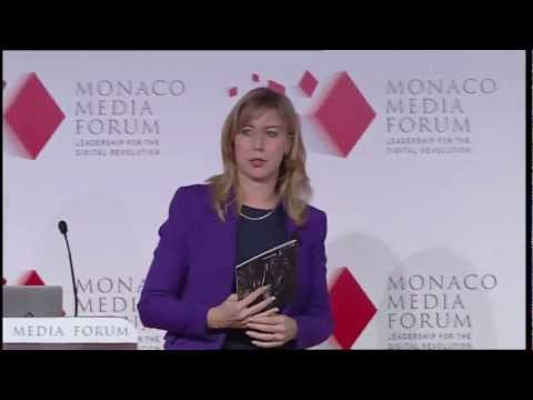 Monaco Media Forum 2012: New Waves - Claire Boonstra, Layar